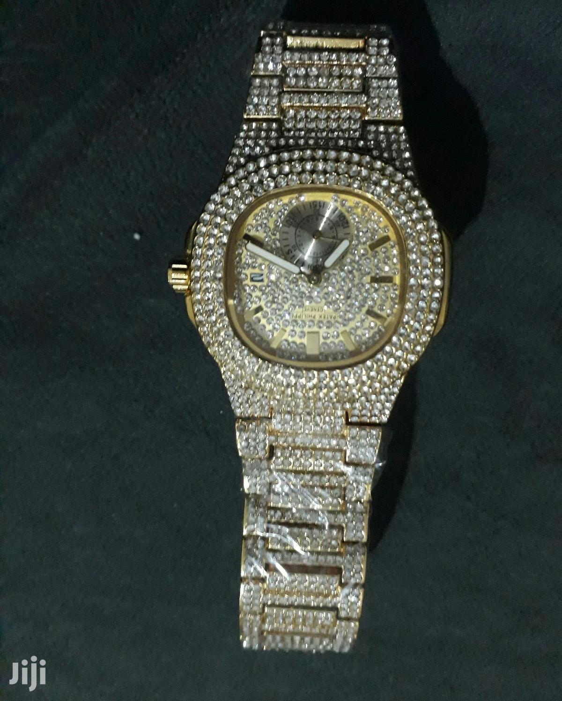 Patek Philippe Original Iced Watch