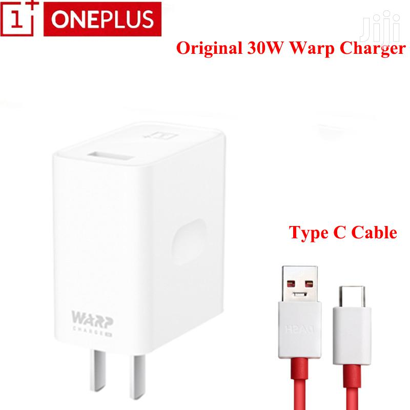 Archive: Oneplus Warp Charger 30W Power Bundle With Type-C Cable