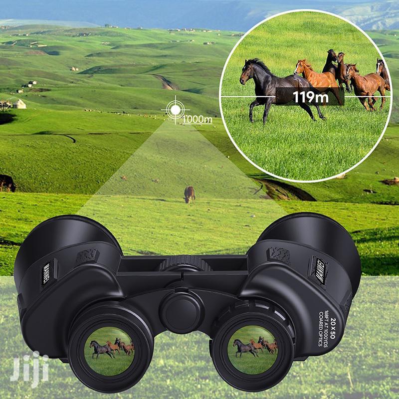 Binoculars Professional Military Grade