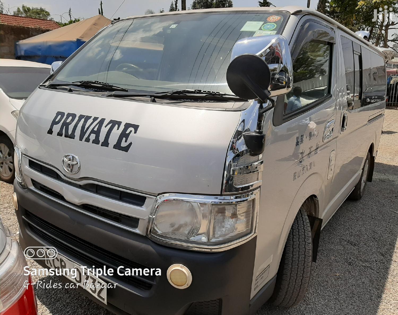 Toyota Hiace 7L Petrol Automatic | Buses & Microbuses for sale in Nairobi Central, Nairobi, Kenya