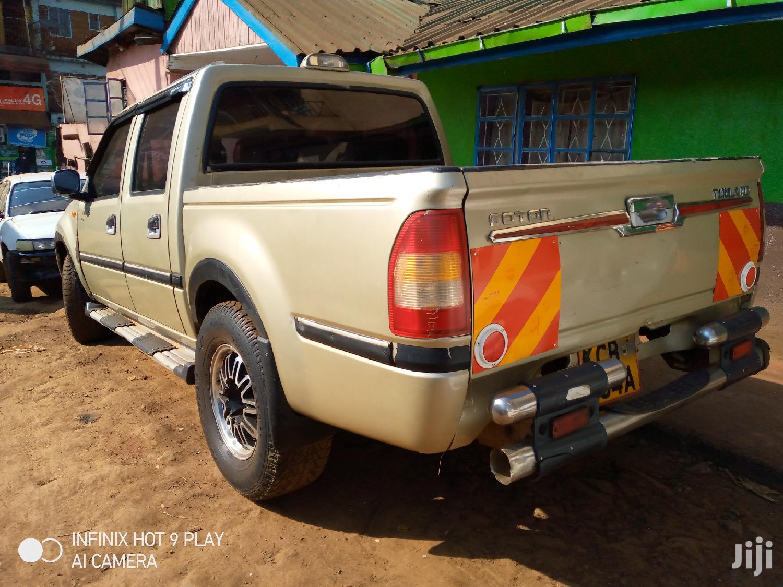 Foton Tunland 2012 Beige   Cars for sale in Githunguri, Kiambu, Kenya