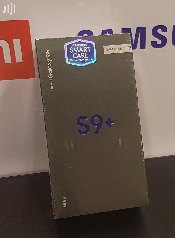 Archive: New Samsung Galaxy S9 Plus 64 GB