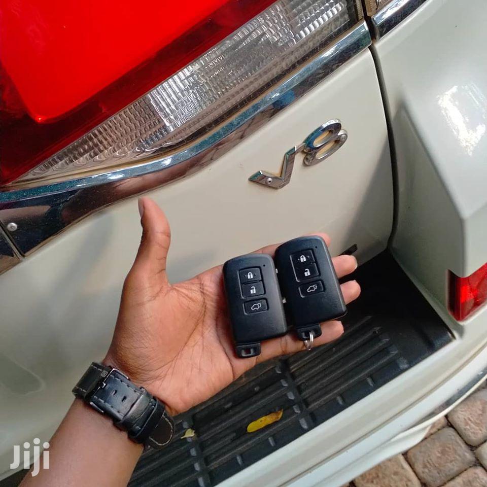 Archive: Prado V8 Spare Key