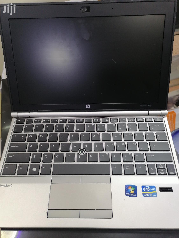 Laptop HP EliteBook 2170P 4GB Intel Core i5 HDD 500GB | Laptops & Computers for sale in Nairobi Central, Nairobi, Kenya
