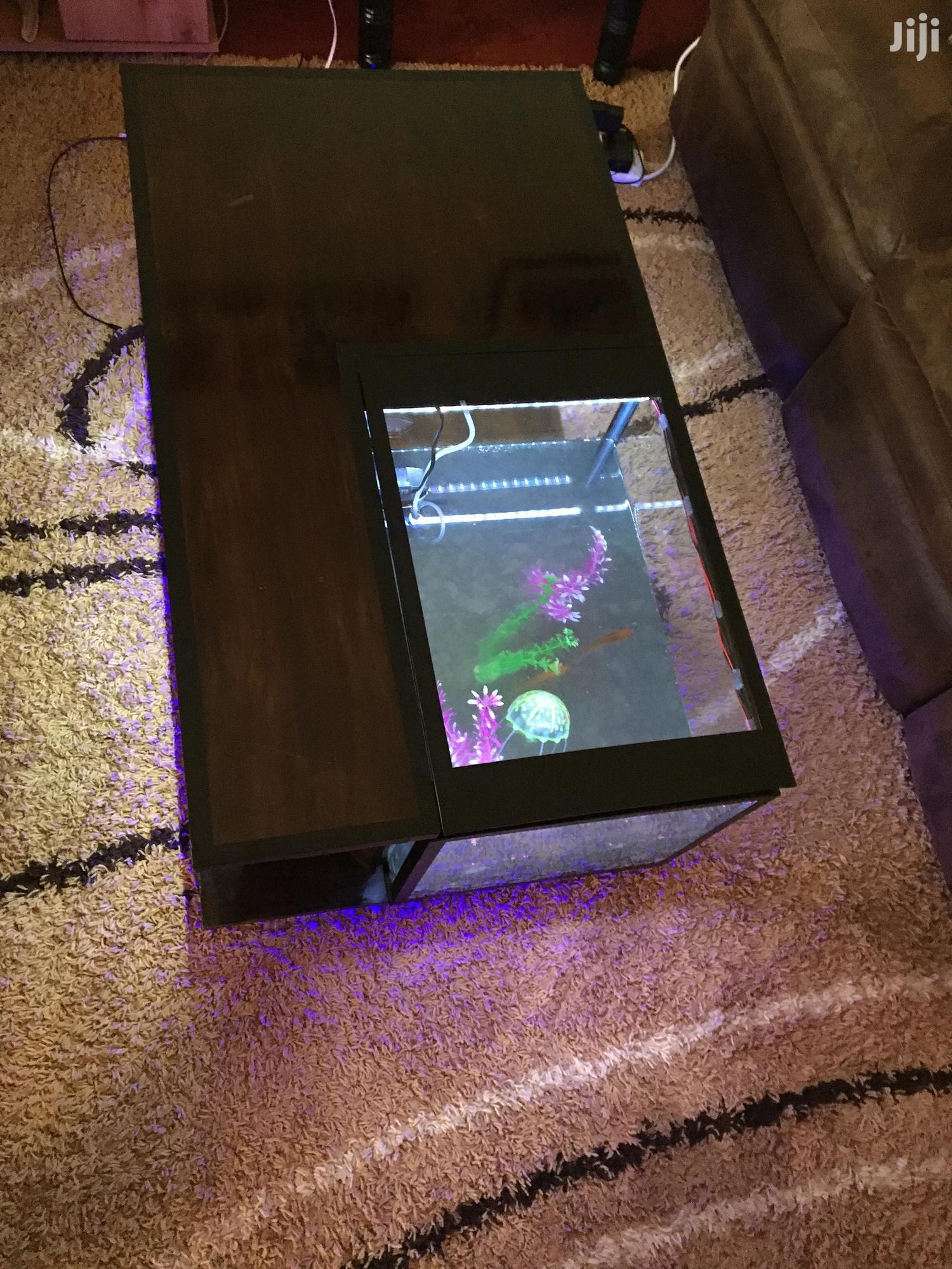 Archive: Coffee Table With Aquarium