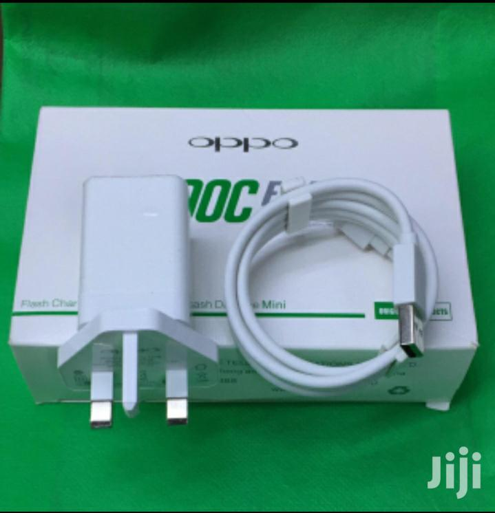Oppo VOOC Flash Charger for All Android Devices | Accessories for Mobile Phones & Tablets for sale in Nairobi Central, Nairobi, Kenya