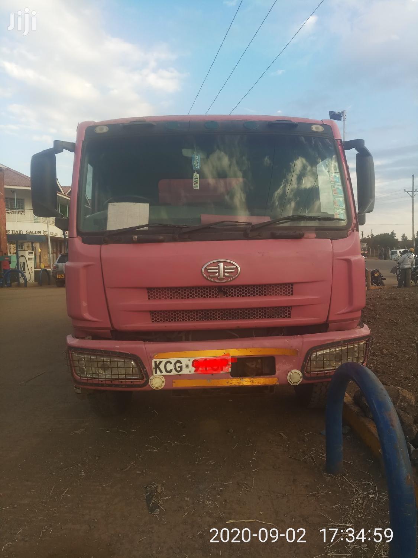 Faw Tipper Kcg 2015 Model In Nyeri At 3.55M Neg | Trucks & Trailers for sale in Mweiga, Nyeri, Kenya