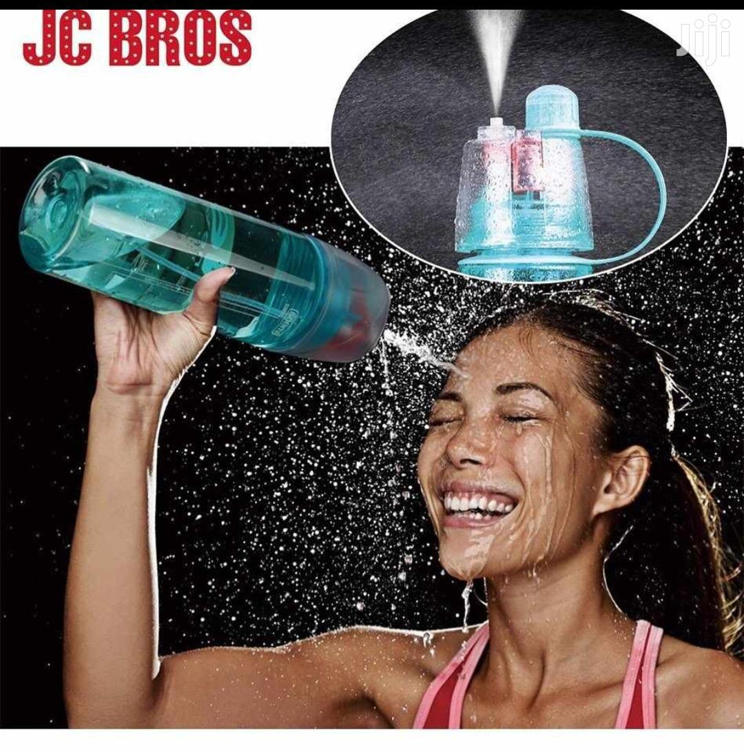 Gym Bottles