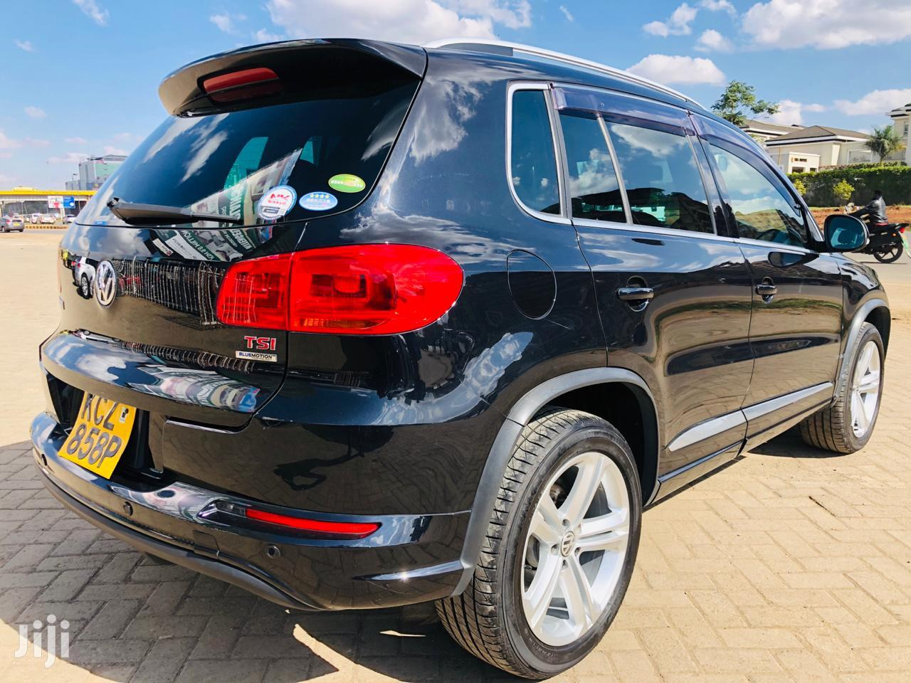 Volkswagen Tiguan 2014 Black | Cars for sale in Nairobi South, Nairobi, Kenya