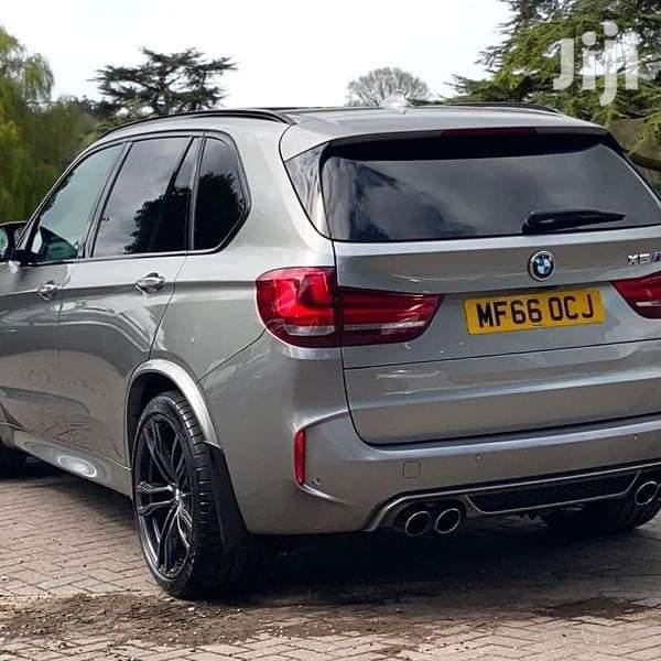 BMW X5 2015 Silver | Cars for sale in Ziwa la Ng'ombe , Mombasa, Kenya