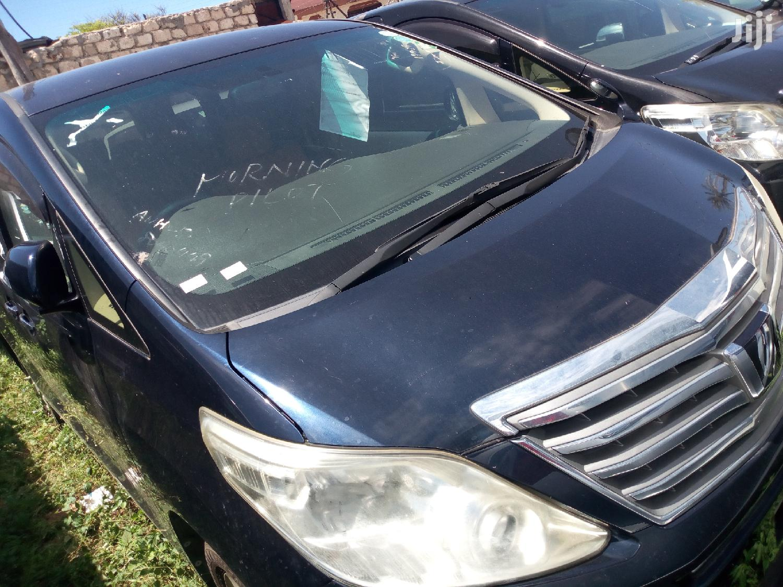 Toyota Alphard 2013 Blue | Cars for sale in Mvita, Mombasa, Kenya