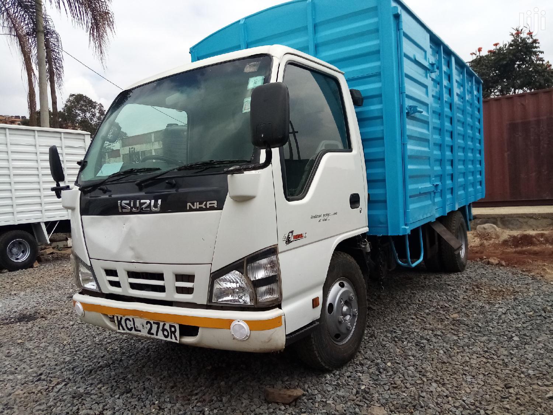 Isuzu NKR 2016 White   Trucks & Trailers for sale in Roysambu, Nairobi, Kenya