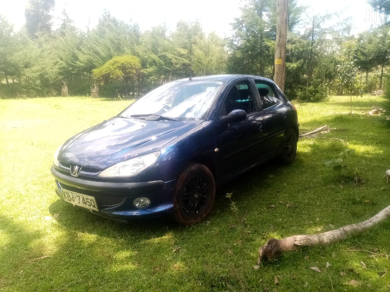 Archive: Peugeot 206 2001 1.6 Blue