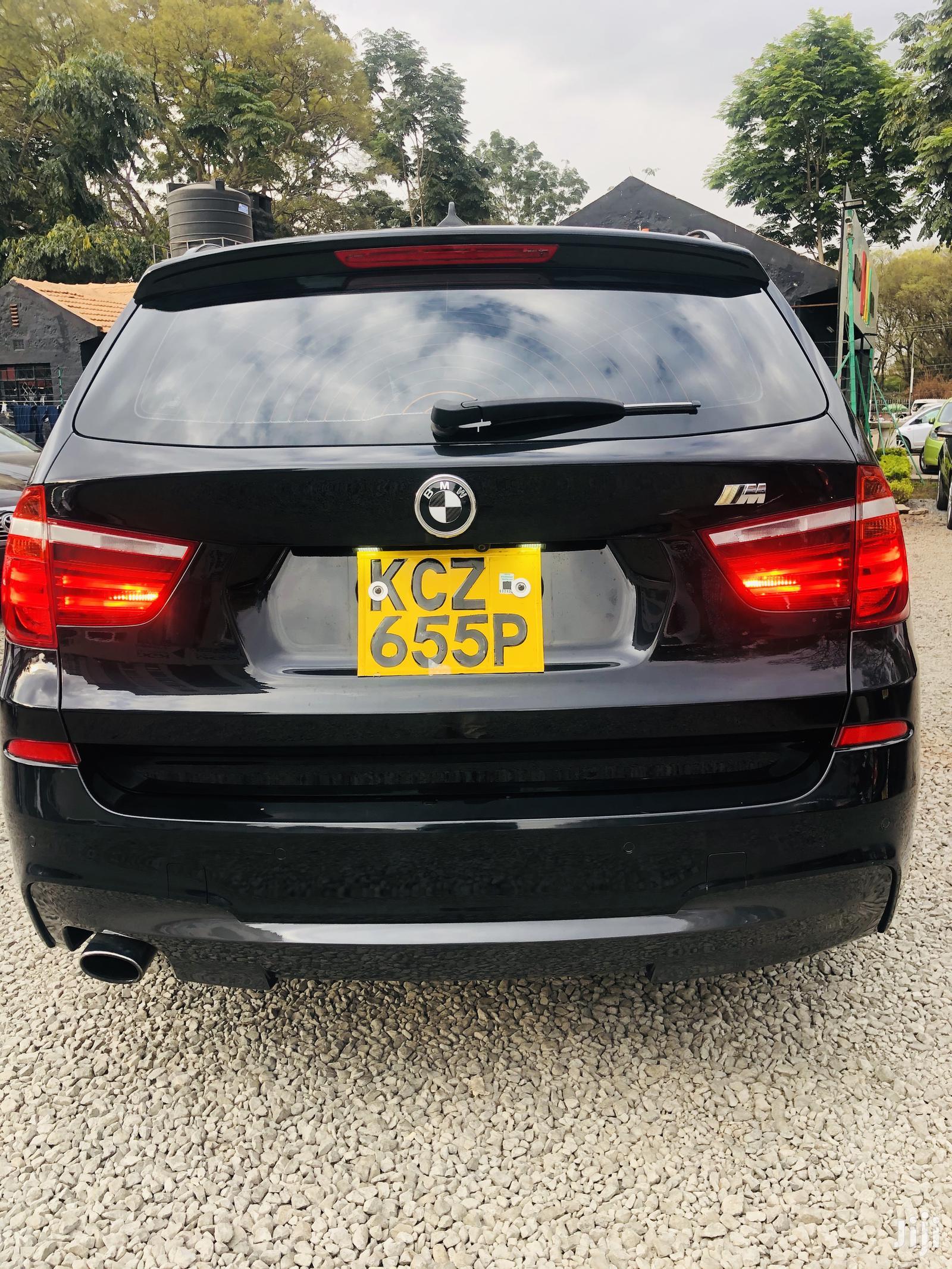 BMW X3 2013 xDrive35i Black | Cars for sale in Kilimani, Nairobi, Kenya