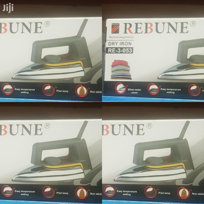 Rebune Dry Irons