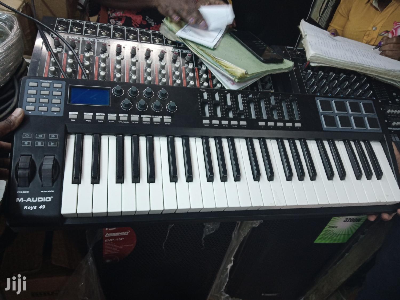 Midi Keyboard M Audio 49 Keys