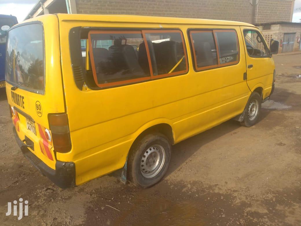 Toyota Shark 5L 2002 | Buses & Microbuses for sale in Nairobi Central, Nairobi, Kenya