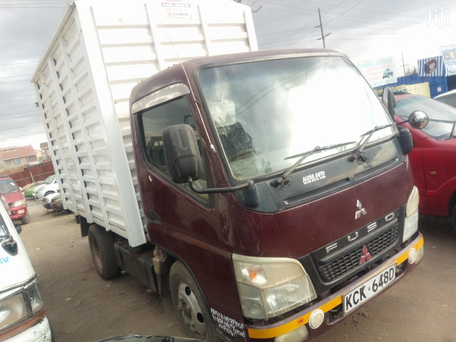 Mitsubishi Fuso Canter 2009 Red | Trucks & Trailers for sale in Nairobi Central, Nairobi, Kenya