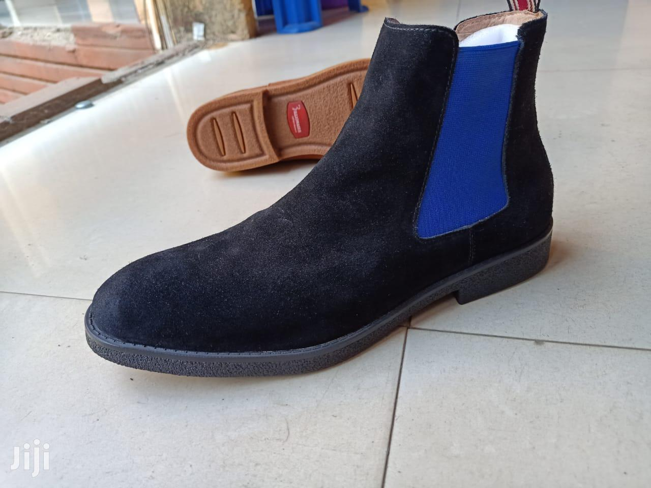 Nautical Pure Leather Boots   Shoes for sale in Nairobi Central, Nairobi, Kenya