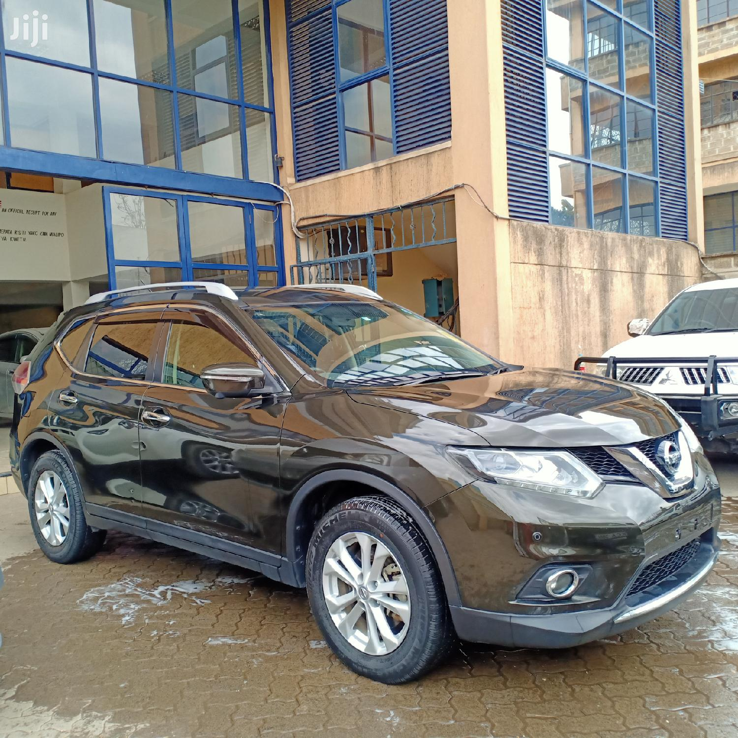 Nissan X-Trail 2014 Green