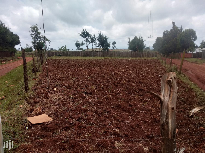 1/4 Acre Plot(Ready Title Deed)