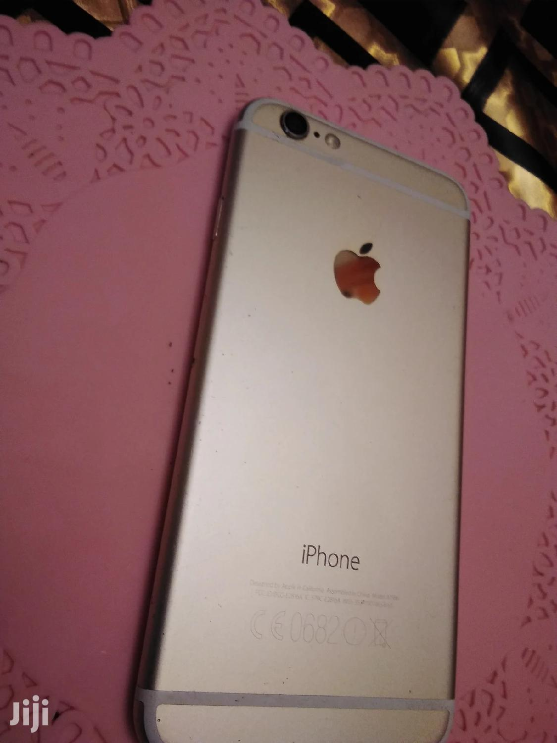 Archive: Apple iPhone 6 16 GB Gold