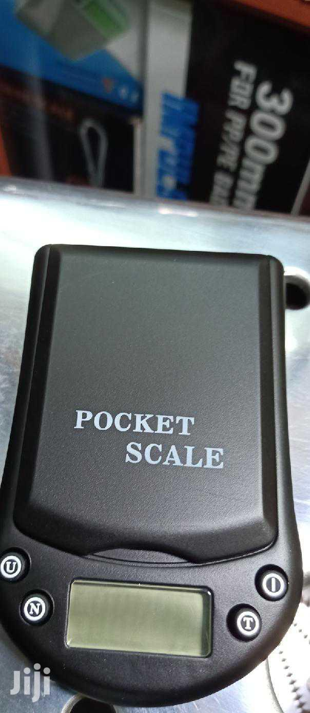 Archive: Ideal Pocket Scale