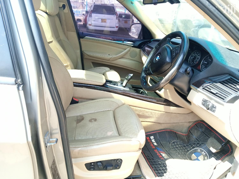 Archive: BMW X5 2009 Silver
