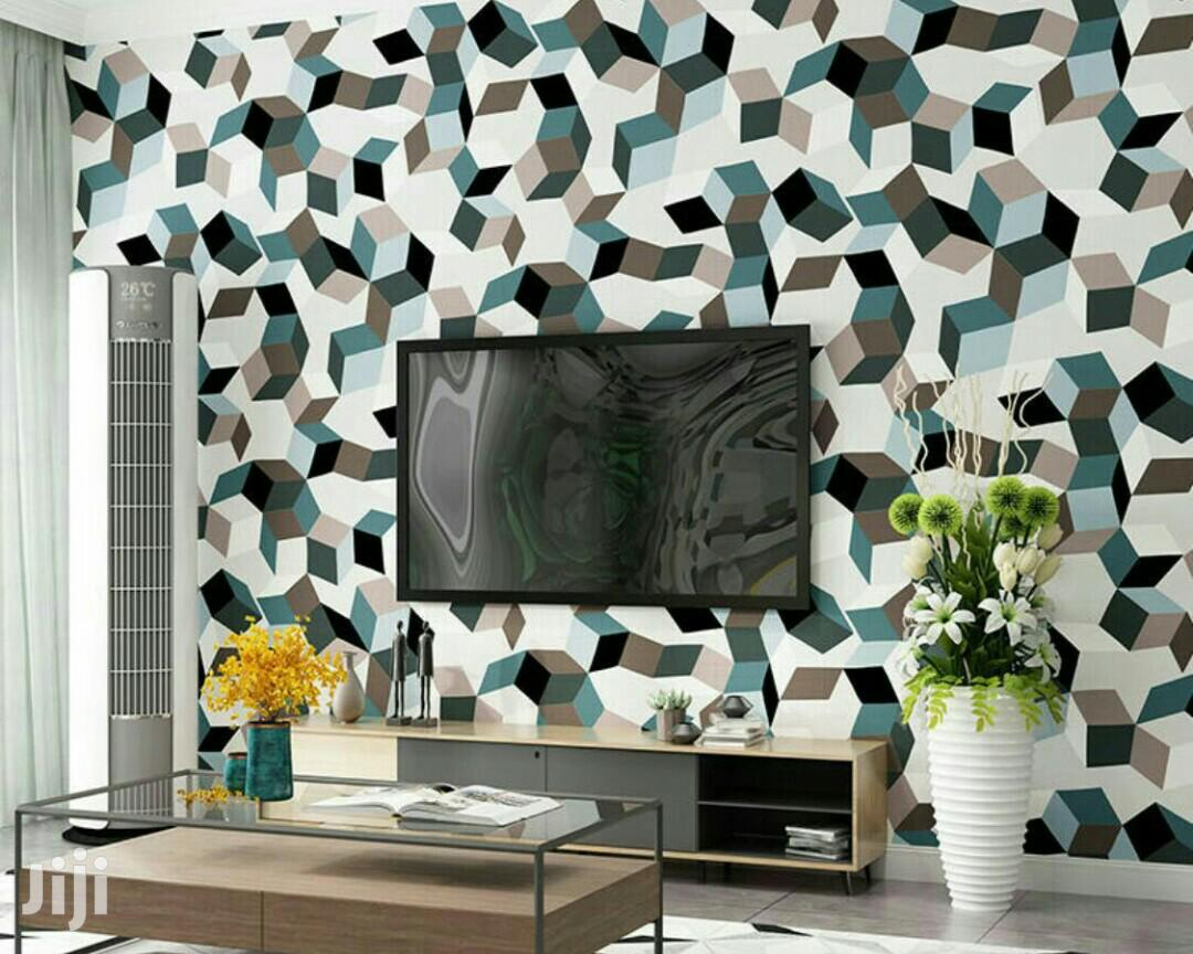 Wallpaper Quality Durable Available | Home Accessories for sale in Utawala, Nairobi, Kenya