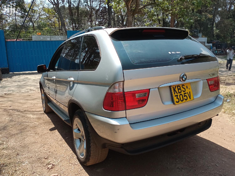 BMW X5 2006 Silver | Cars for sale in Nairobi Central, Nairobi, Kenya