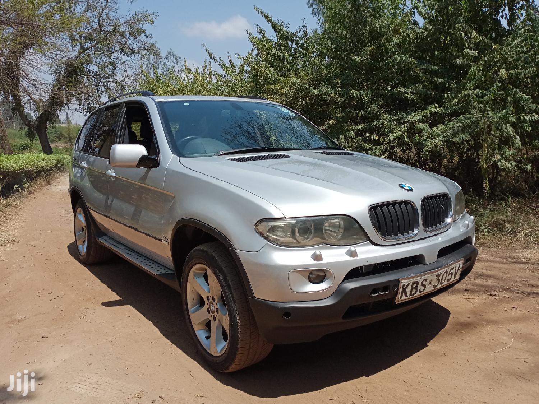 BMW X5 2006 Silver
