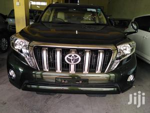 Toyota Land Cruiser Prado 2015 Black | Cars for sale in Mombasa, Mvita