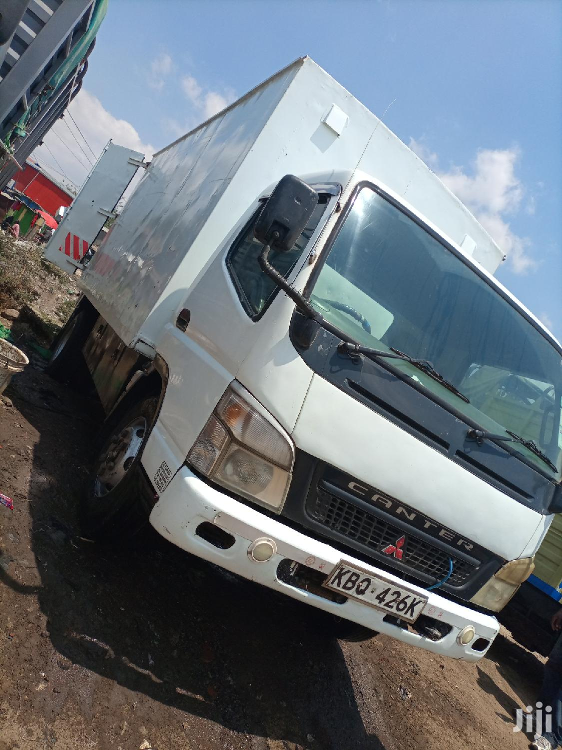 Archive: Mitsubishi Canter 4D34