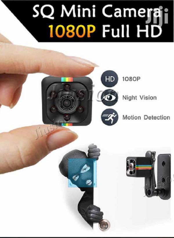 1080P Mini Hidden Spy Camera SQ11 Mini Camera 120 Degree