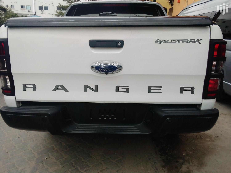 Ford Ranger 2014 White | Cars for sale in Mvita, Mombasa, Kenya