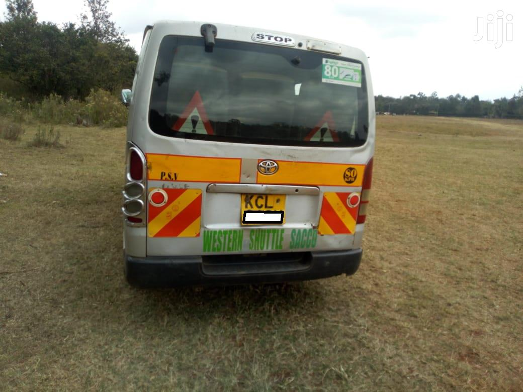 Toyota Hiace 2009 | Buses & Microbuses for sale in Karen, Nairobi, Kenya