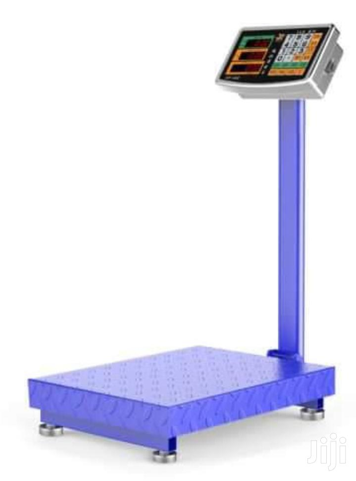 Archive: Brand New 300kg Digital Platform Weighing Scale