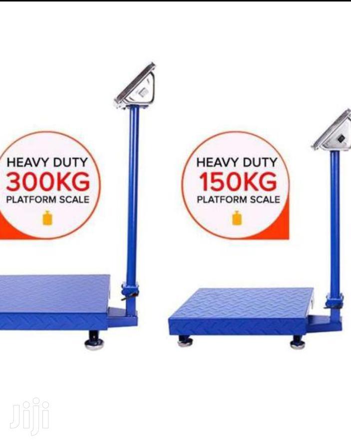 Archive: 300kg Digital Platform Weighing Scale