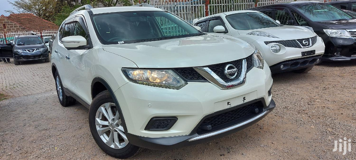 Nissan X-Trail 2014 White