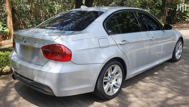 BMW 320i 2009 Silver | Cars for sale in Kilimani, Nairobi, Kenya