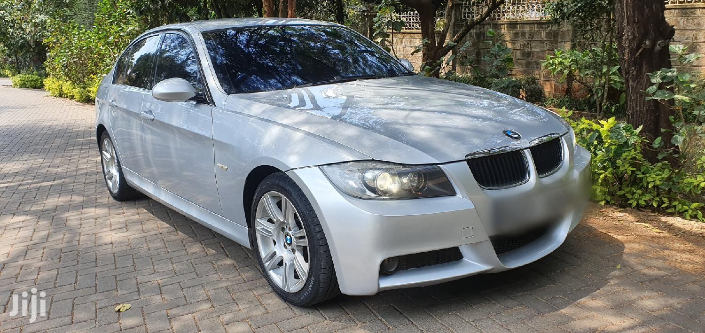BMW 320i 2009 Silver