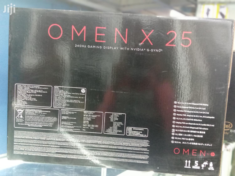 Hp Omen X25 Gaming Monitor   Computer Monitors for sale in Nairobi Central, Nairobi, Kenya