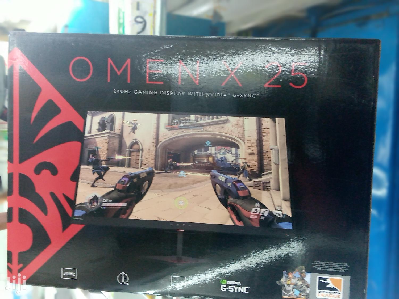 Hp Omen X25 Gaming Monitor