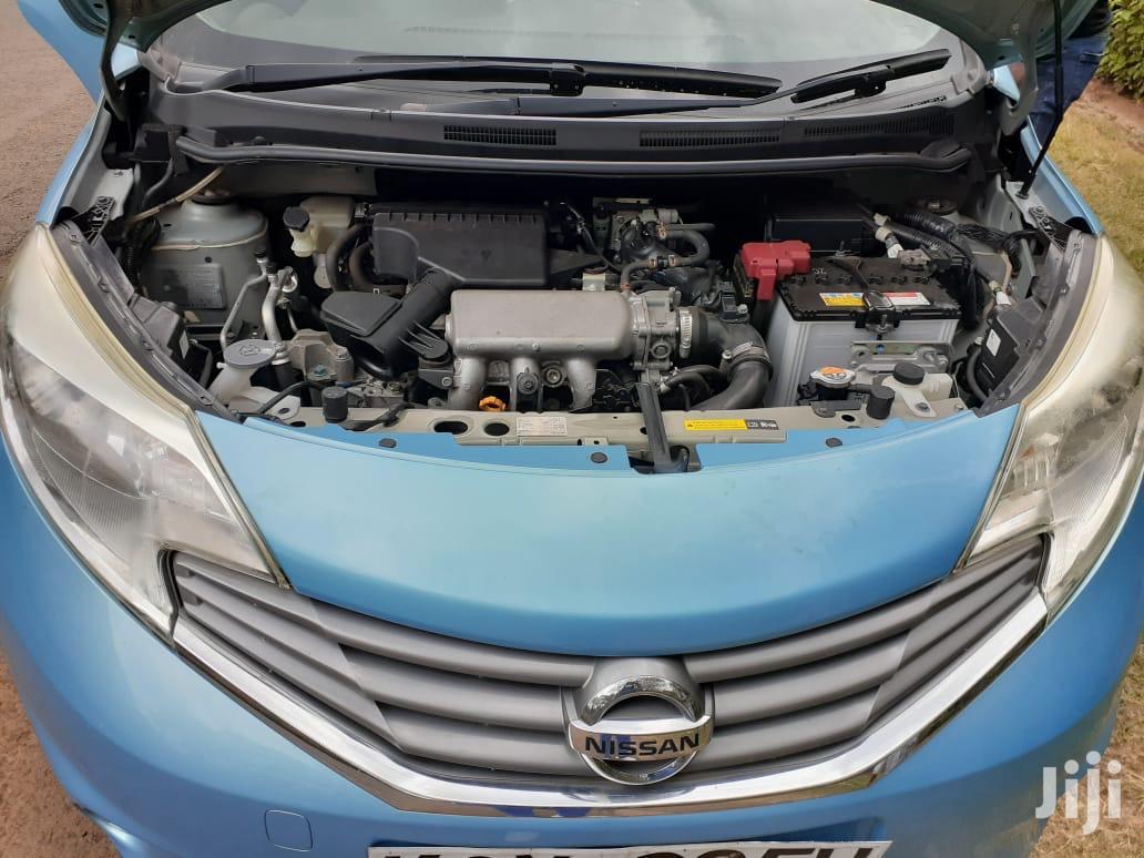 Nissan Note 2012 1.4 Blue | Cars for sale in Kilimani, Nairobi, Kenya
