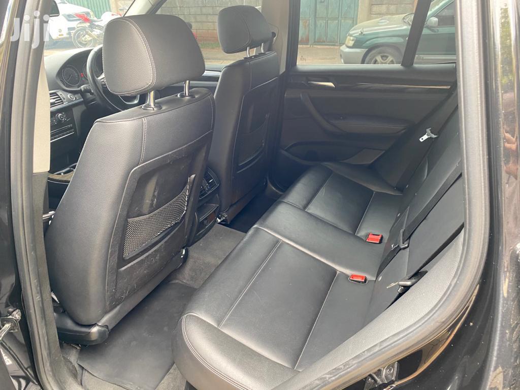 Archive: BMW X3 2012 Black
