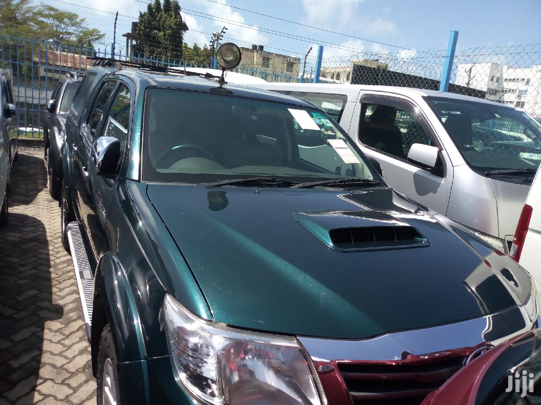 Toyota Hilux 2013 SR 4x4 Green | Cars for sale in Mvita, Mombasa, Kenya