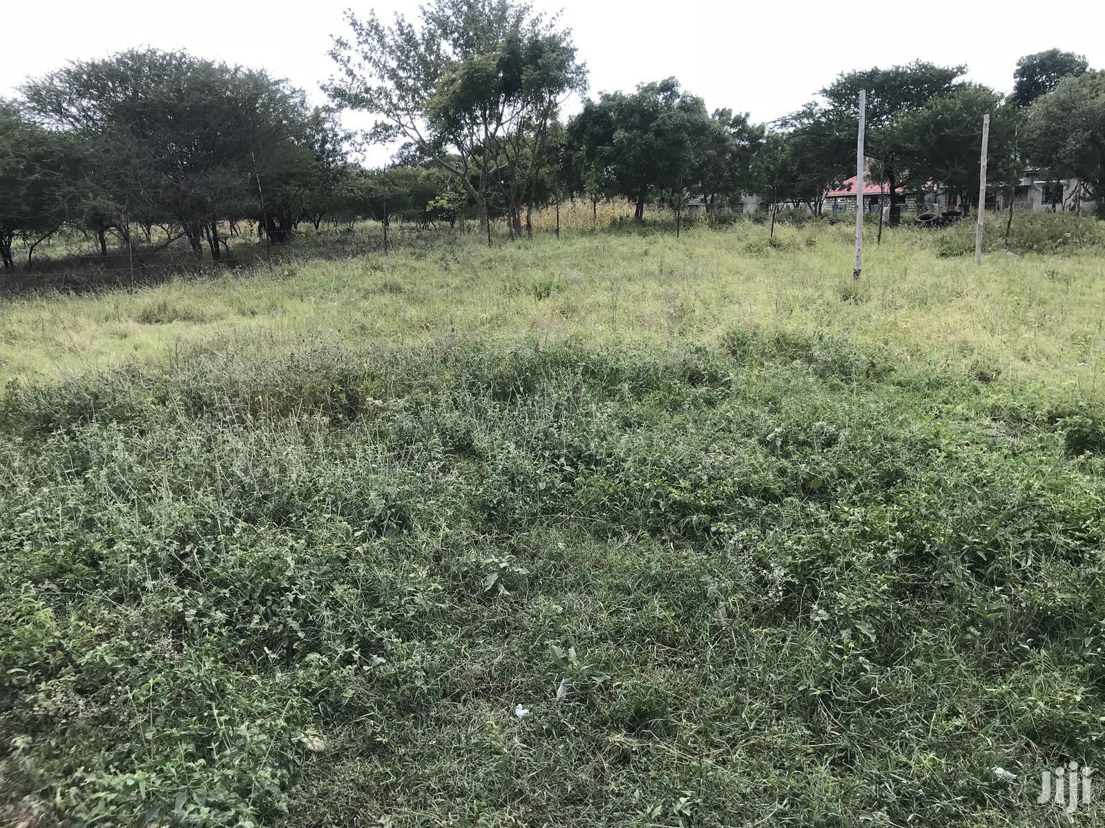 Archive: Kiembeni Plot for Sale (2.5M)