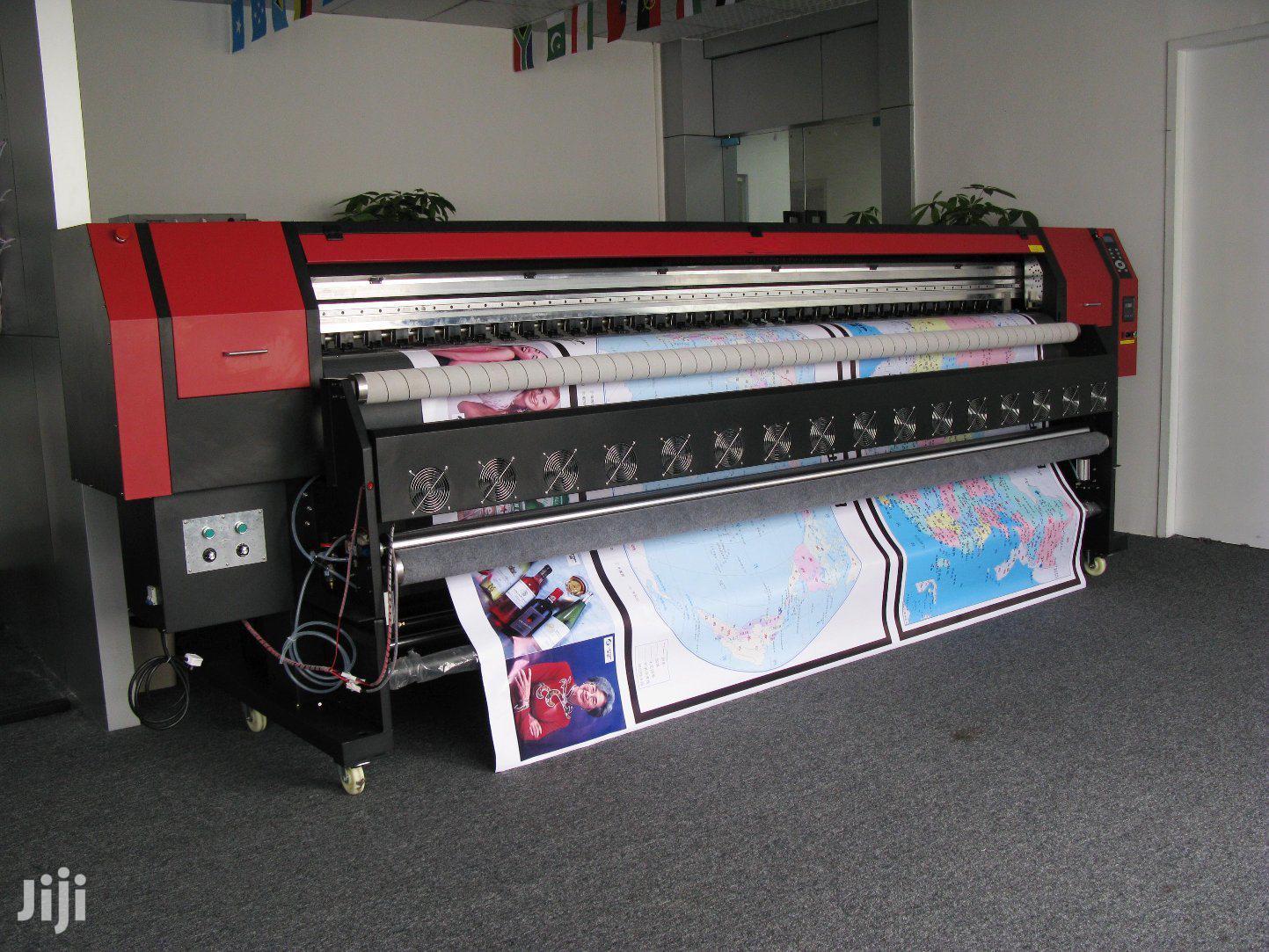 Larger Format Printing Machine 3.2m