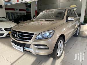 Mercedes-Benz M Class 2013 Gold | Cars for sale in Mombasa, Mvita