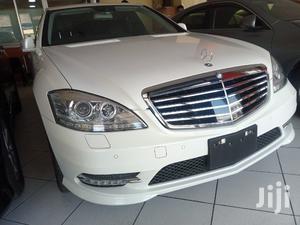 Mercedes-Benz S Class 2013 White | Cars for sale in Mombasa, Mvita